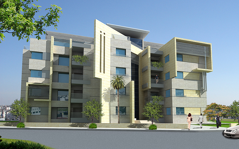 Residential Building Amman